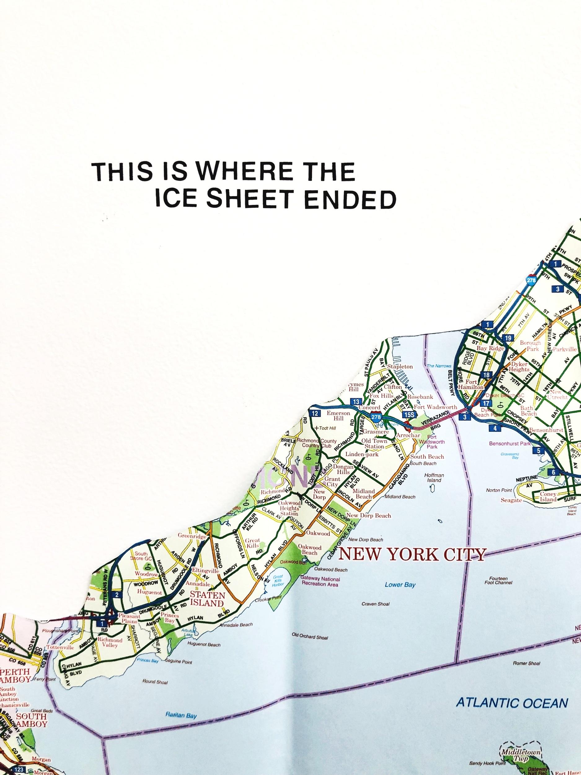 Katarina Jerinic Altered Map