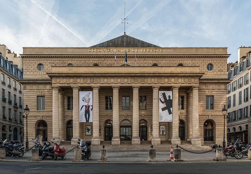 Odéon-Théâtre - Paris, France