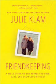 Click here for a link to Julie's book.