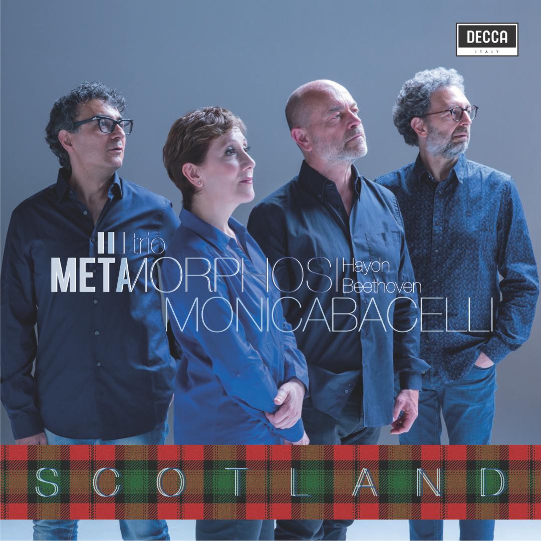 Trio Metamorphosi CD DECCA Scotland