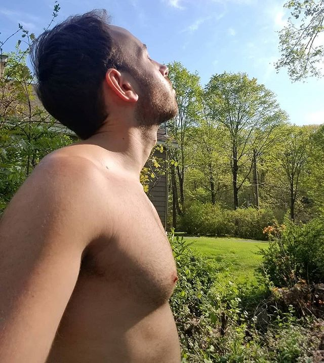 When in the nature, I feel so, very human. • • • #sun #vibes #human #nature #breathe #natureboy #humancondition #powerful #mothernature #natural #healing #love #life #peace #joy #passion #power #vitamind #earth #recharge #instagood #instagay #travel #shirtless #health #fitness #performingartist #create #balance #beyoudoyouloveyou