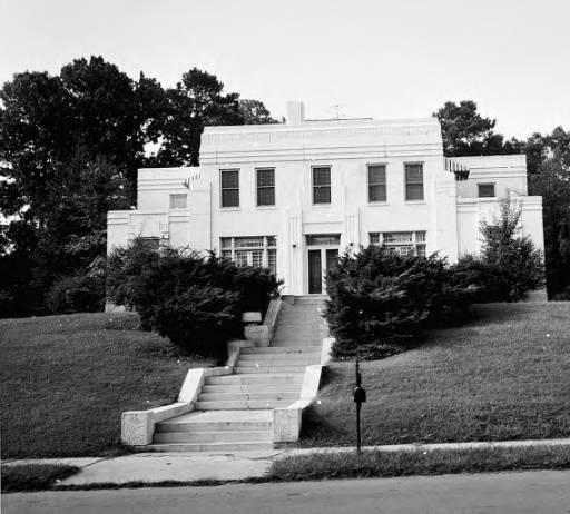 The original design by A.F.N. Everett in 1934