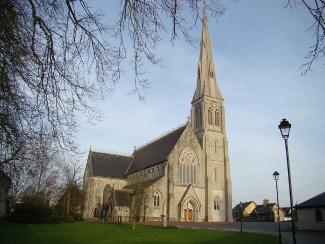 St.Josephs Church, Carraigmcacross