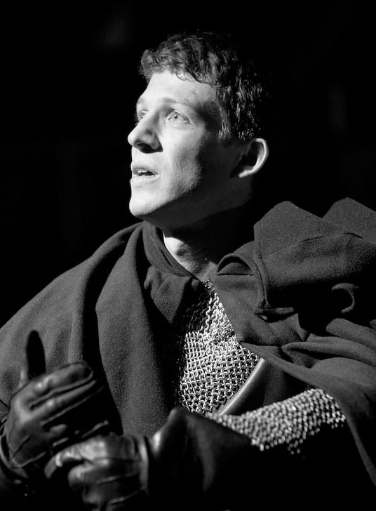 Zach Appelman as Henry V.
