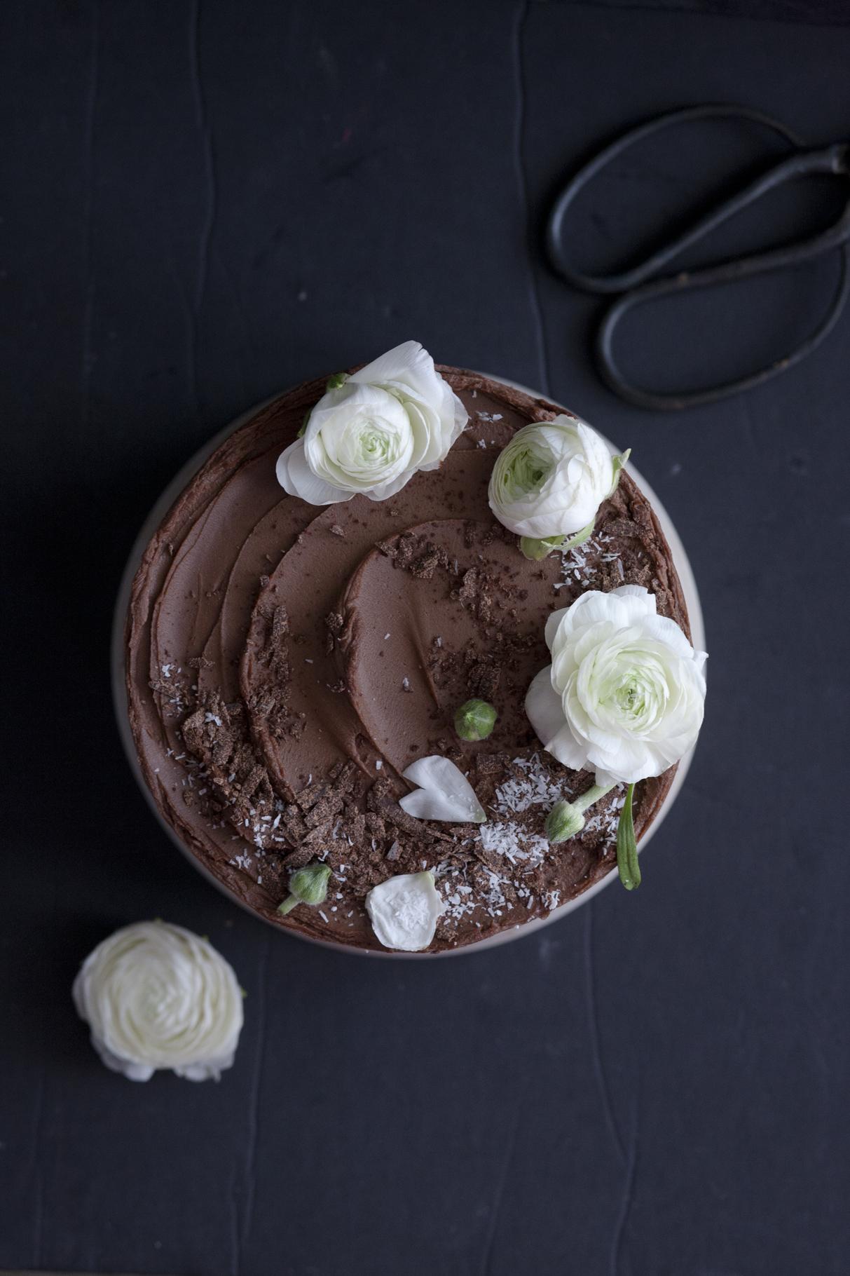 silvia salvialimone cauli cake