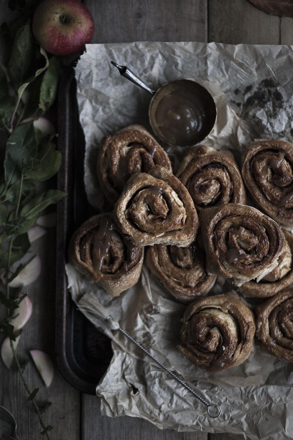 cinnamon buns _salvialimone