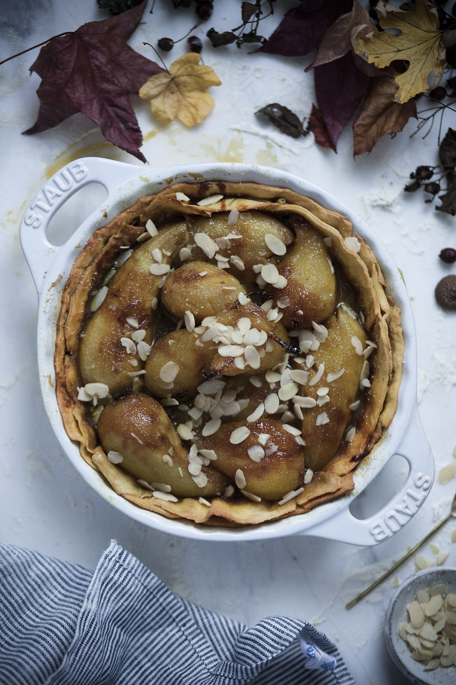 pears tarte tatin