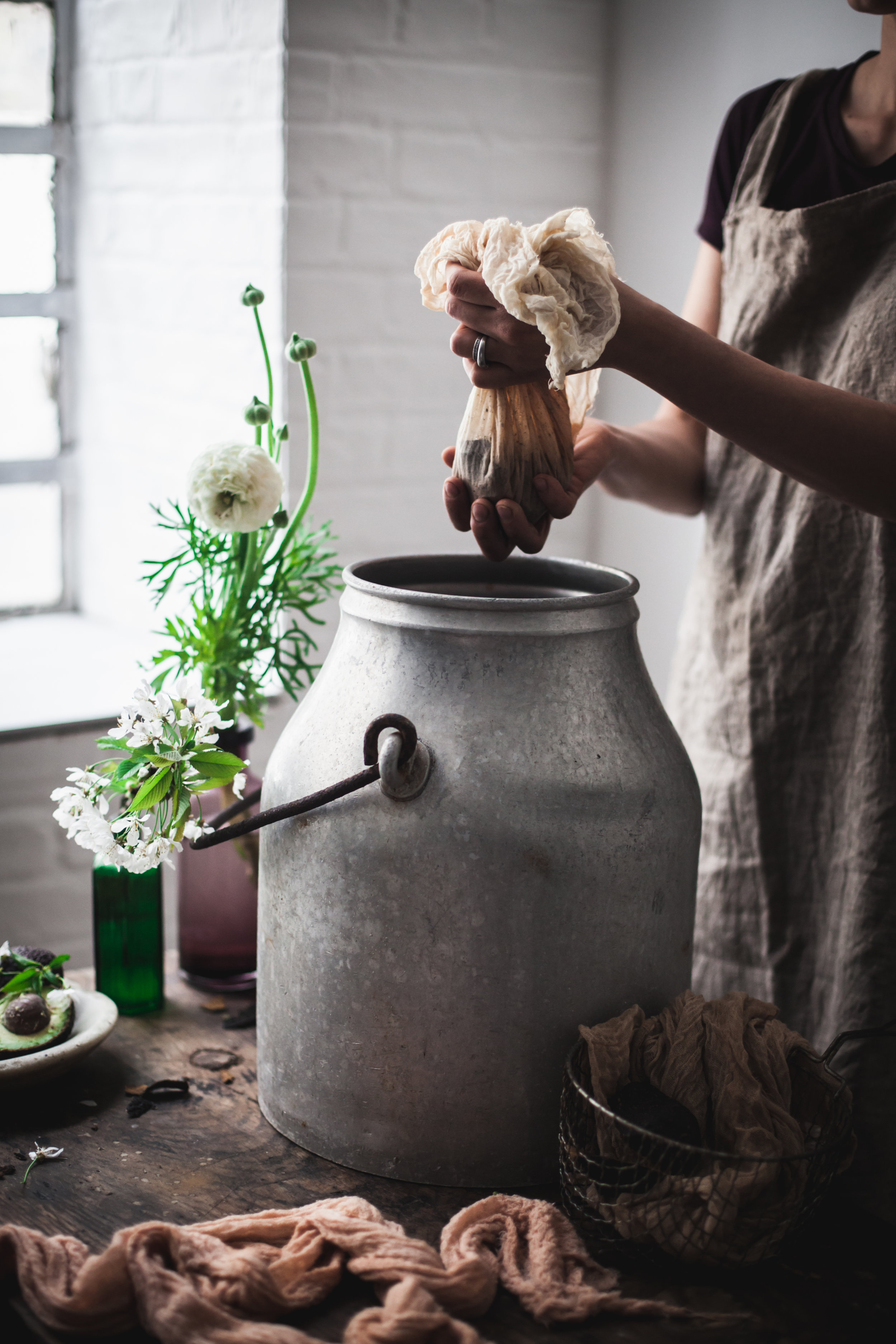 natural dyeing and food styling workshop - with twiggstudos and twomeSOLD OUT