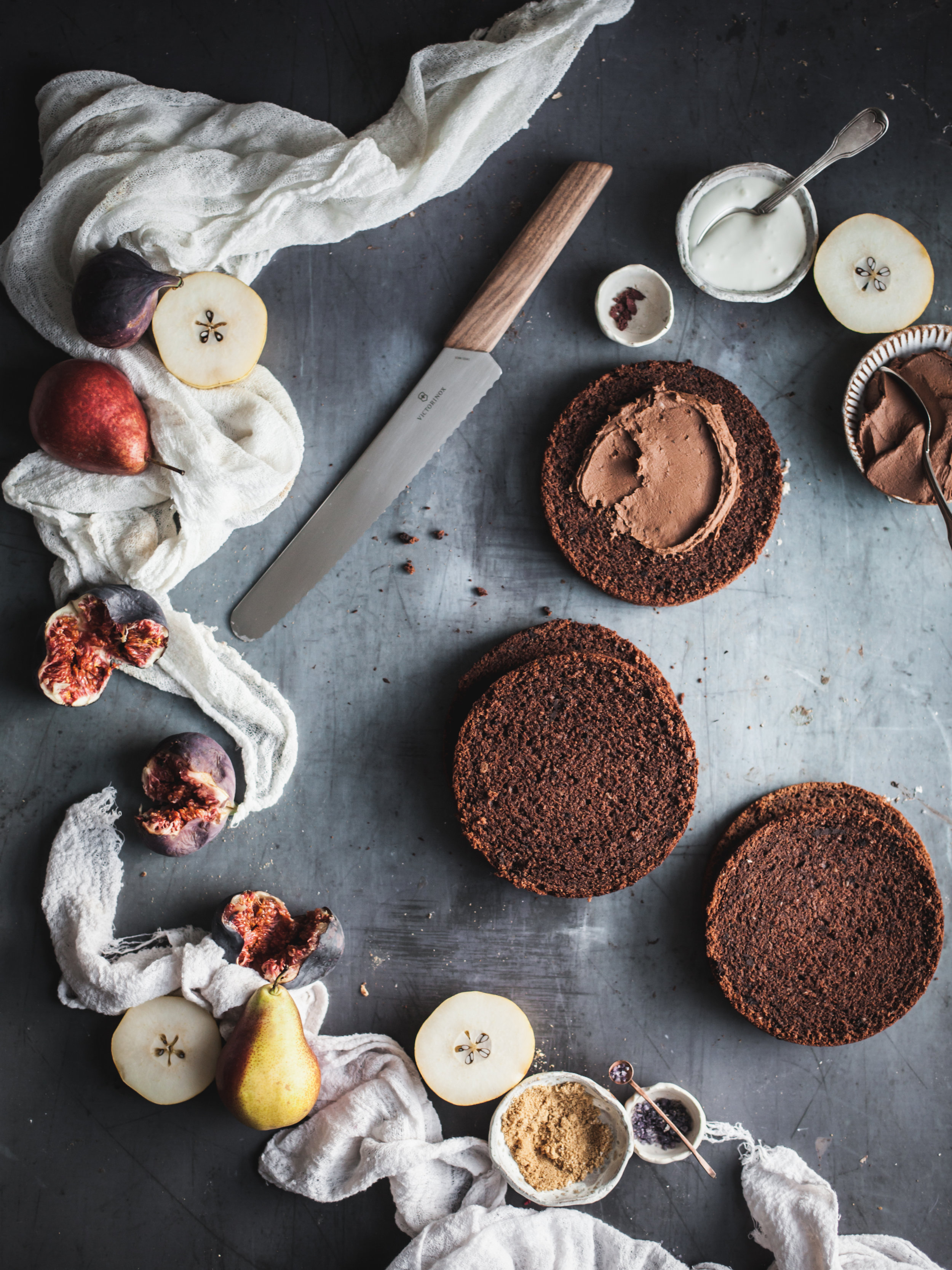sweet potatoes cocolate cake.JPG