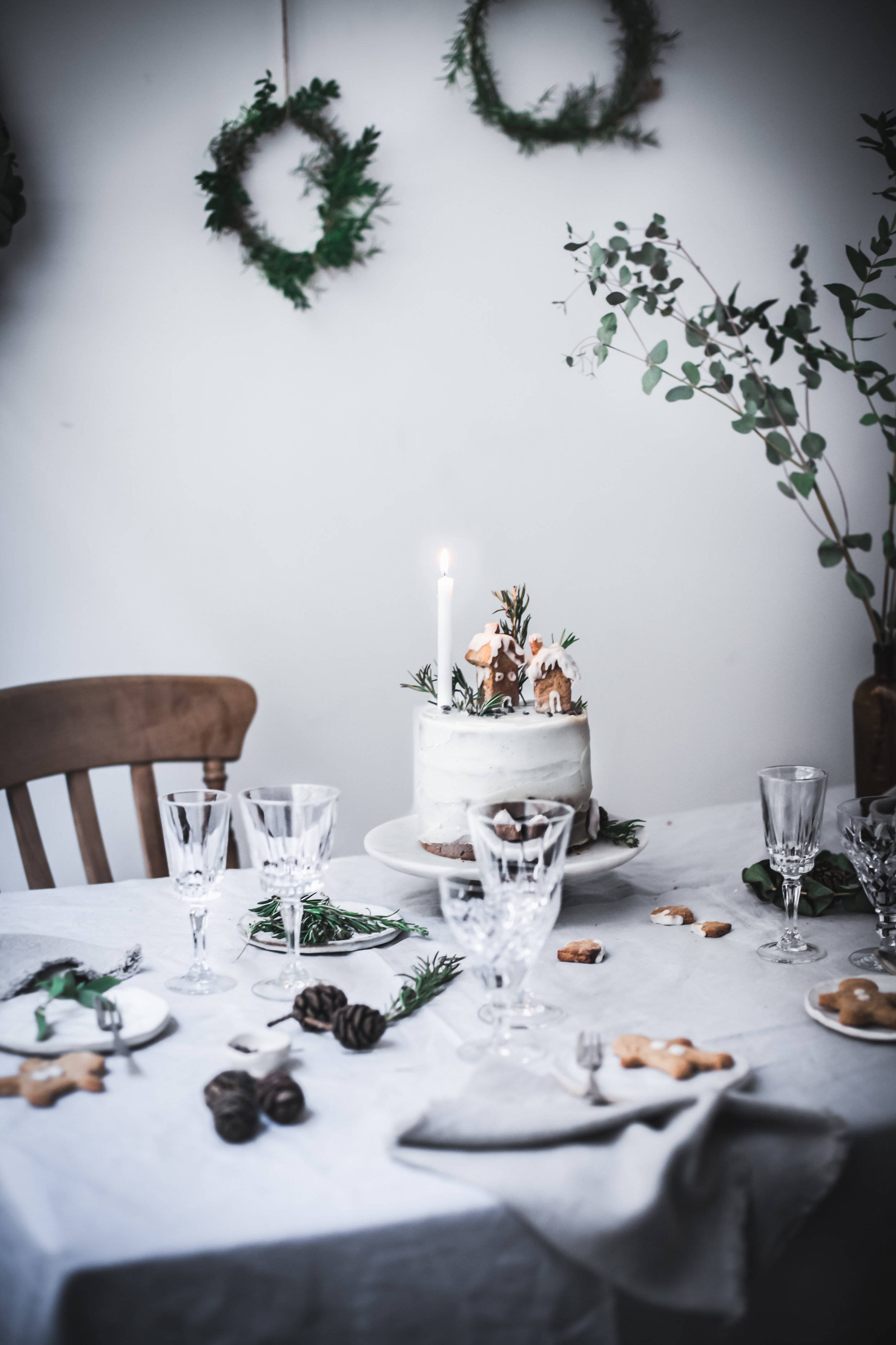 white sweet potato and chocolate cake #vegan