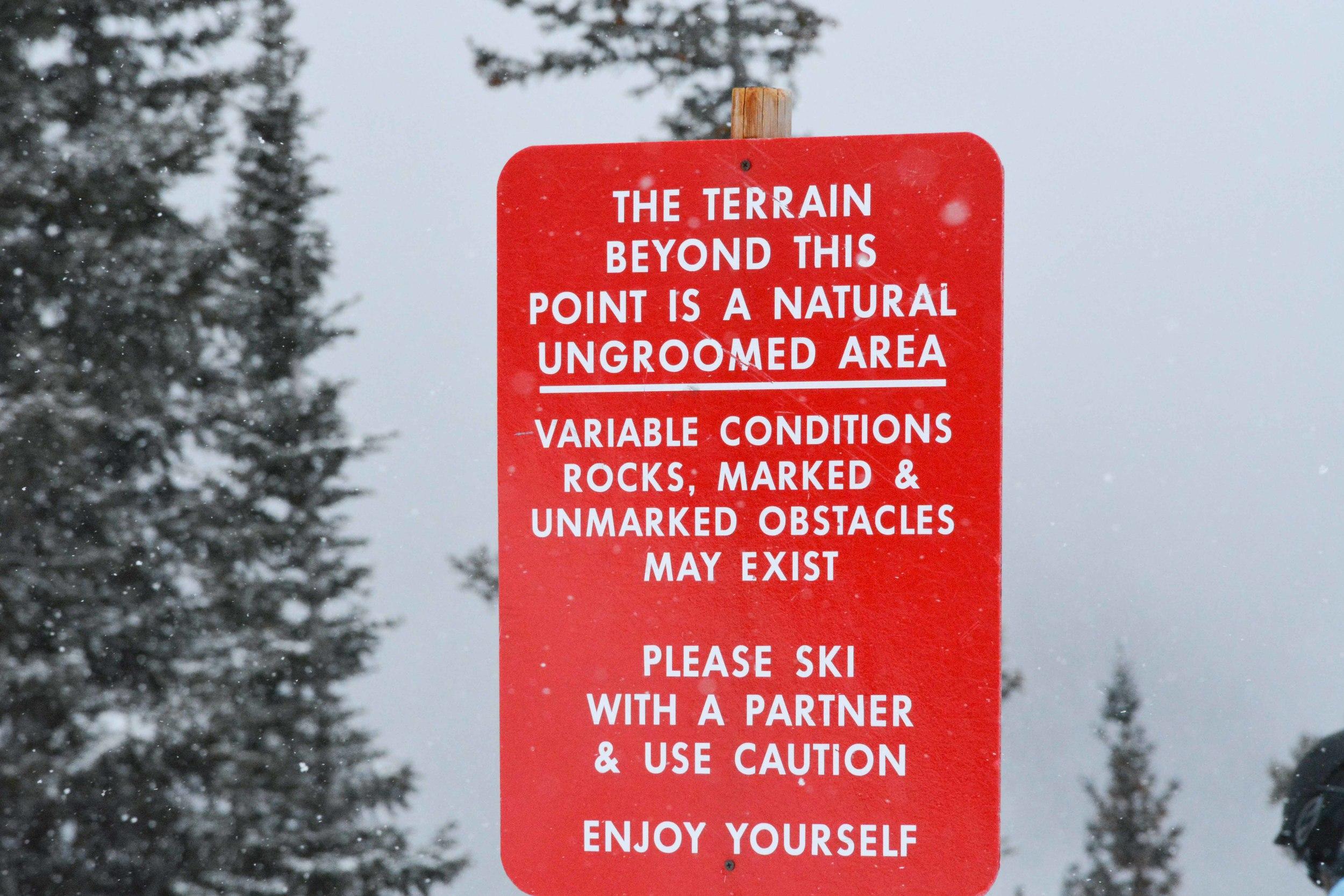 Backcountry Skiing at Beaver Creek