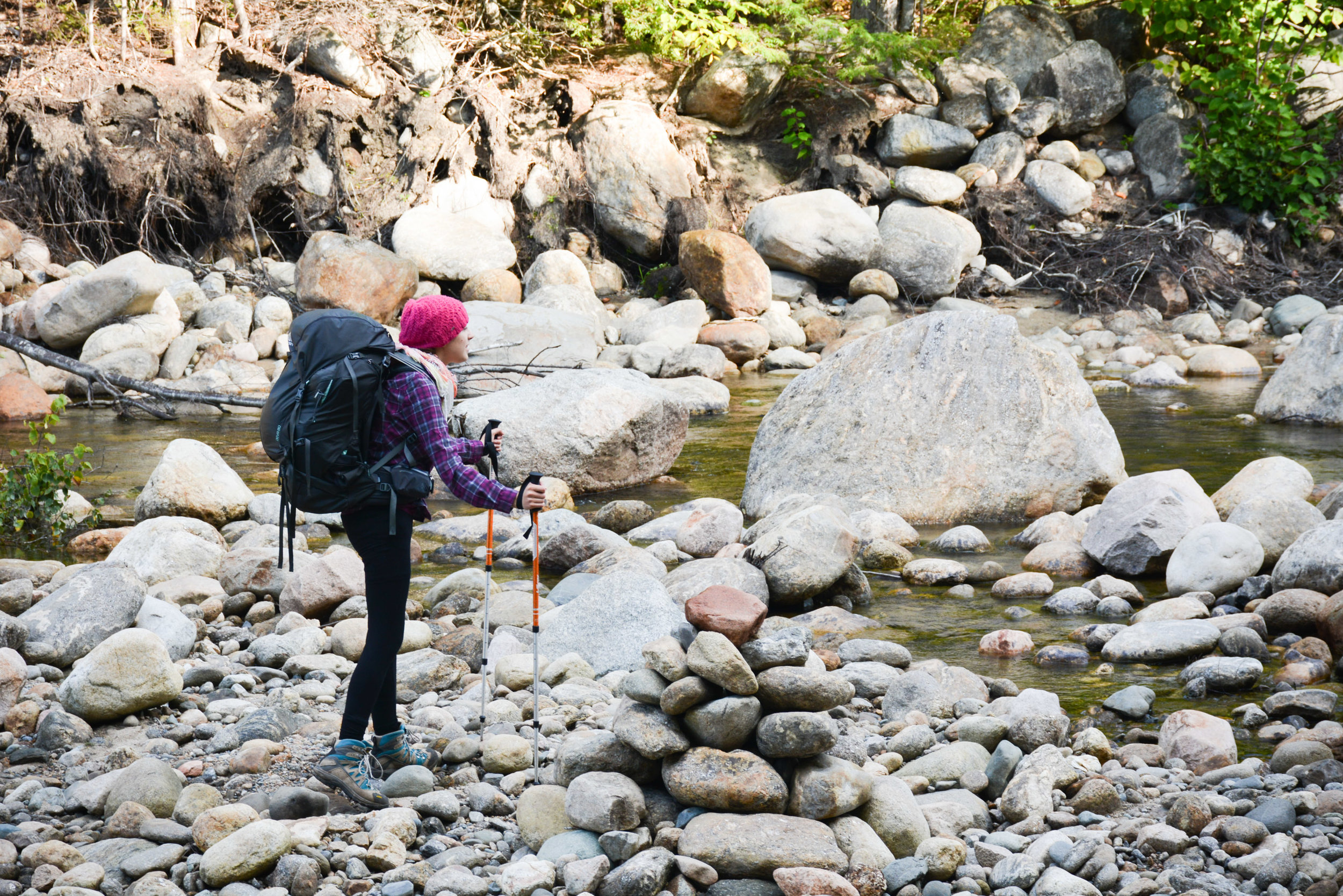 Wild River Wilderness - New Hampshire