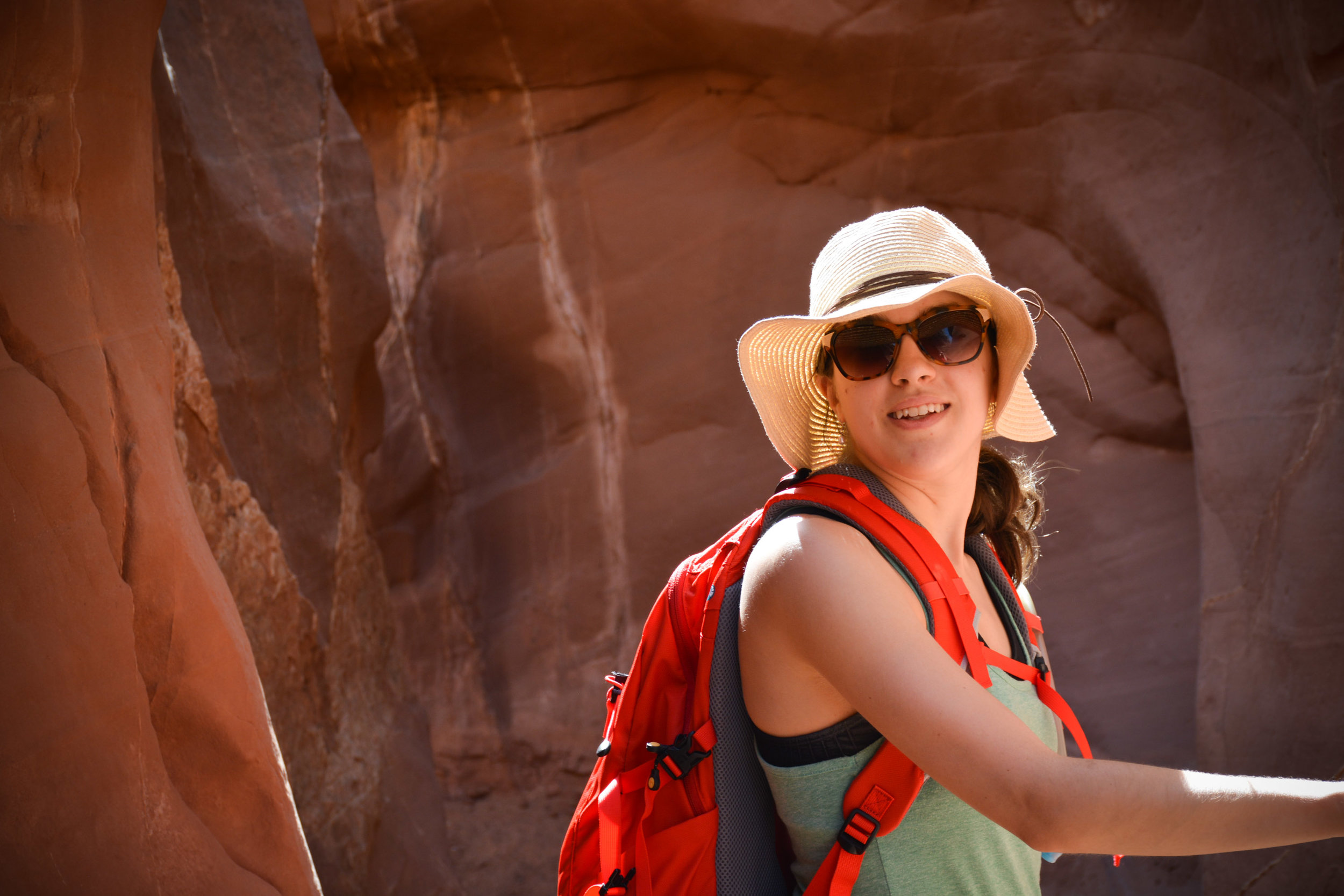 Slot Canyons are Fun!
