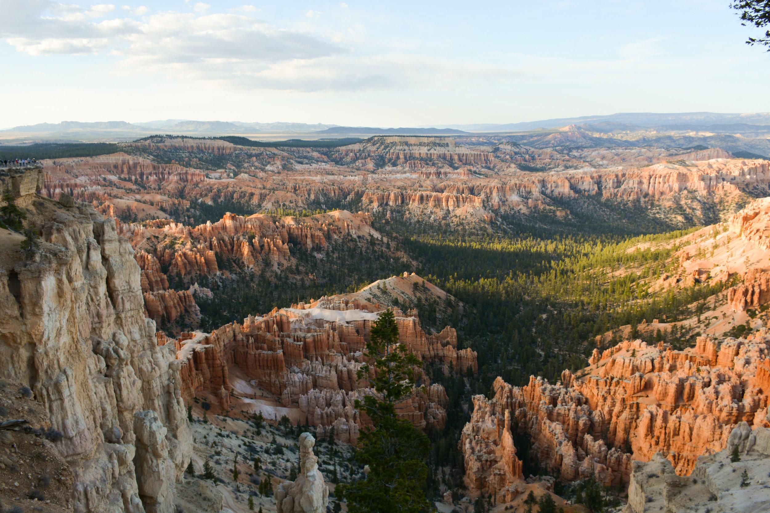 Bryce Canyon Scenery