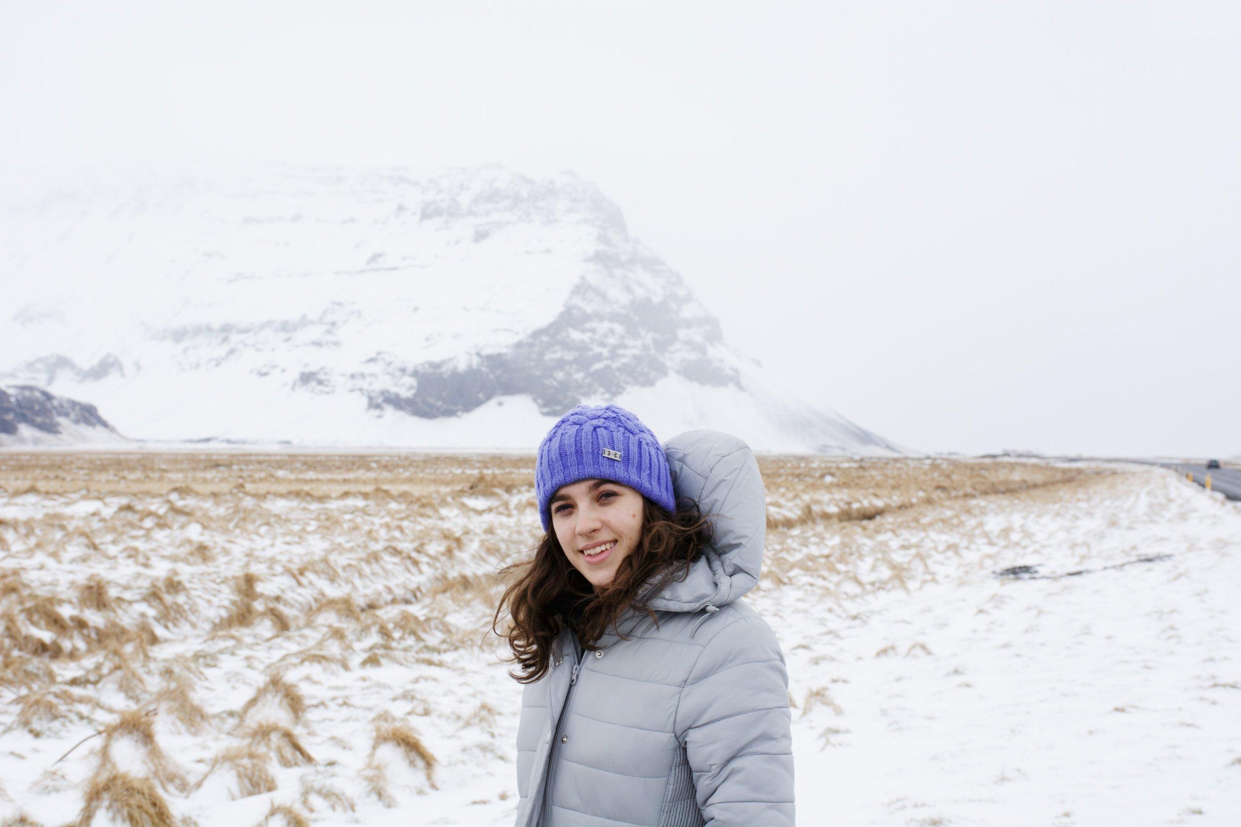 Iceland South Coast