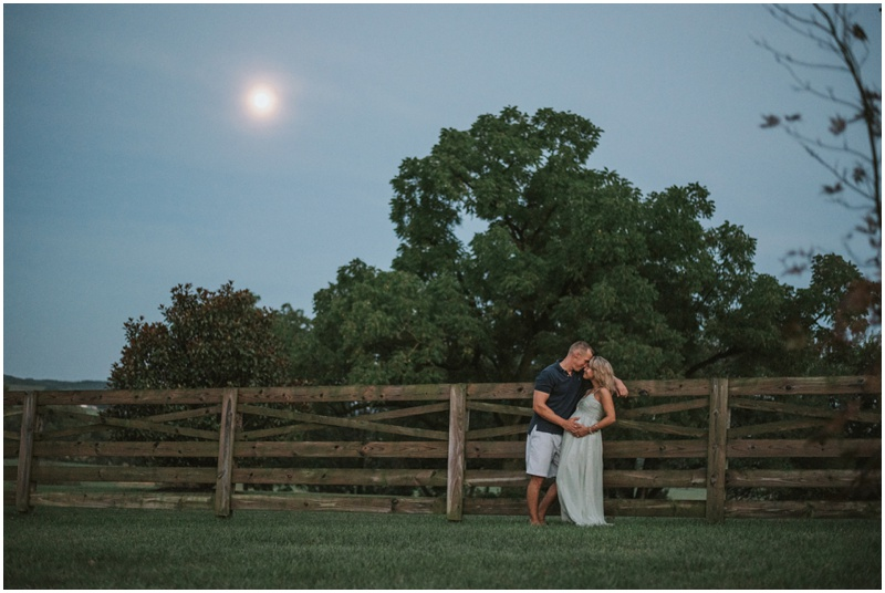 Frederick Maternity Session