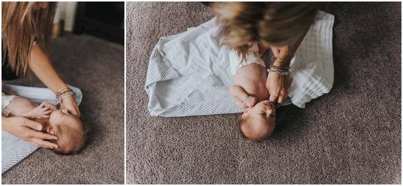 Harper's Ferry Newborn Session