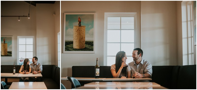 Big Cork Winery Engagement 4