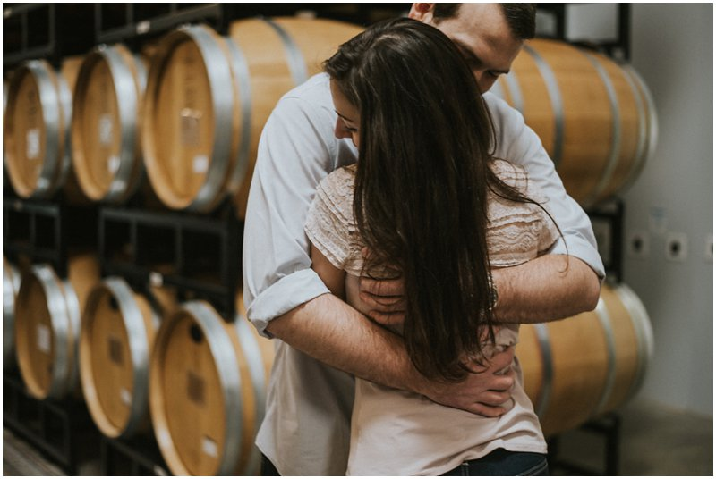 Big Cork Winery Engagement