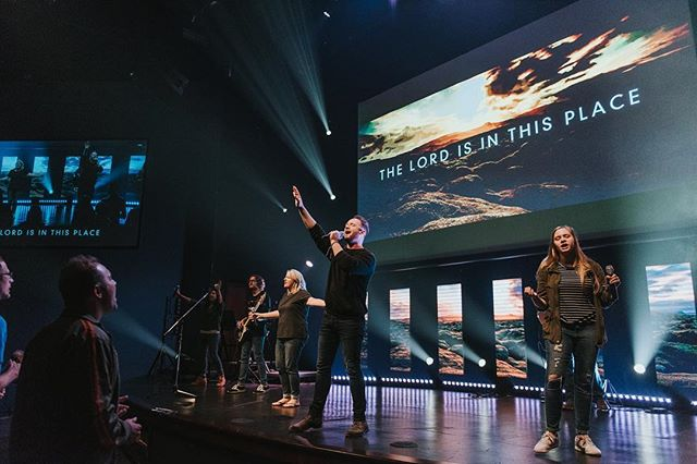 Tomorrow we're doing one of my favorites, Here Again by @elevationworship  You're not gonna want to miss out on this set list!  #seeyousunday #tmhchurchus #tmhbroadcast #tmhworship #crtvchurch #hereagain