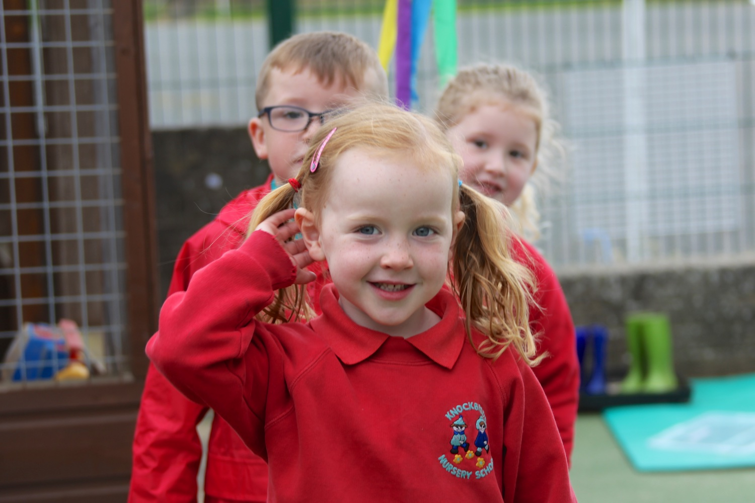 Learn to practice social skills and play together