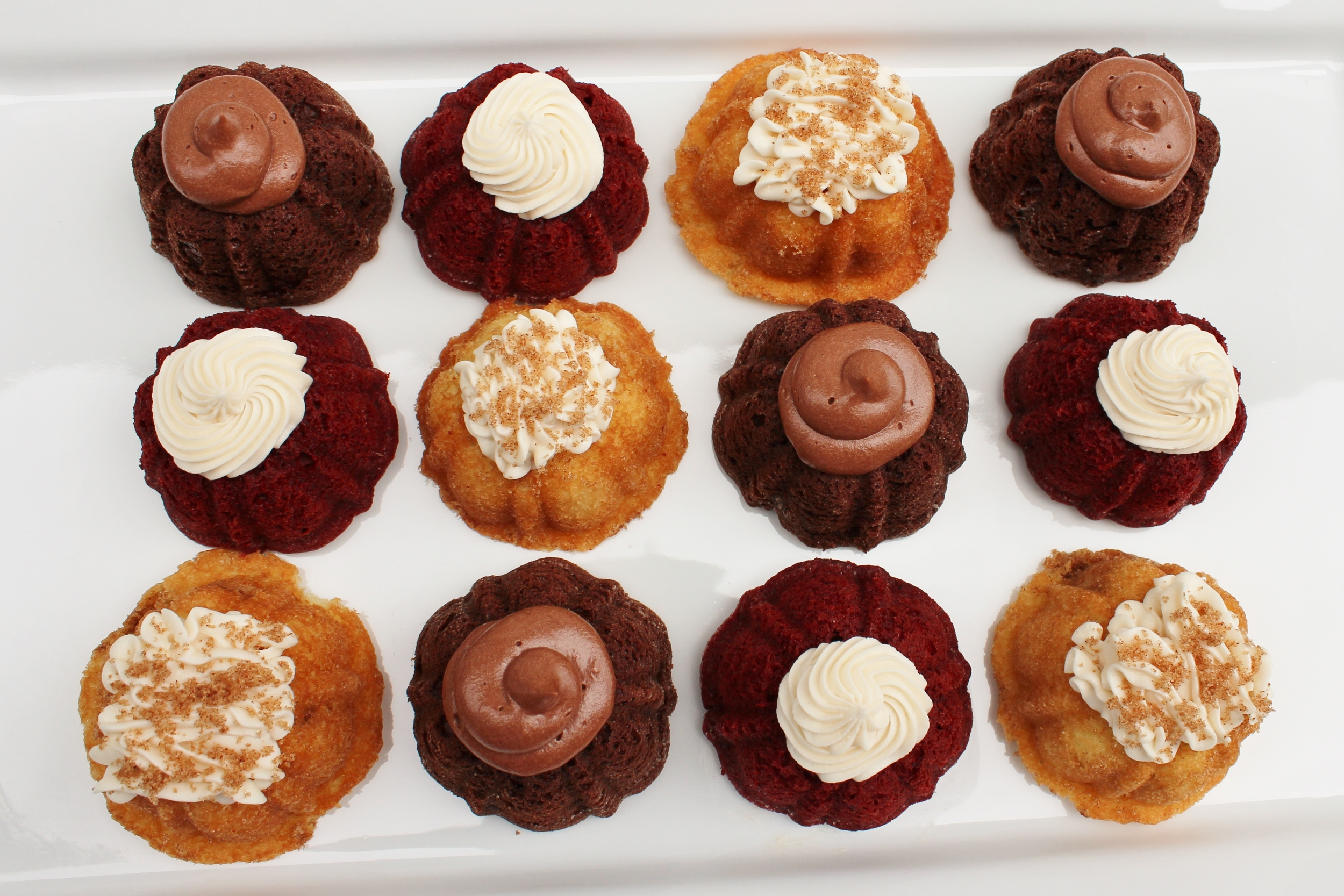 Our bundts are packaged with as much care as we bake them.  Your customers will be thrilled!