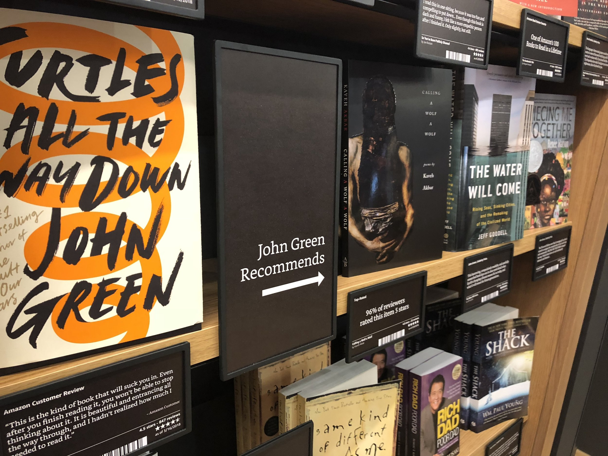 John Green Recommends