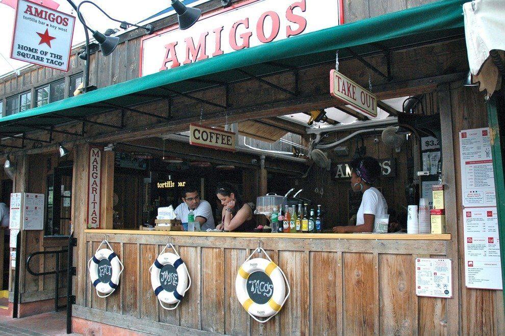 Amigos Tortilla Bar in Key West