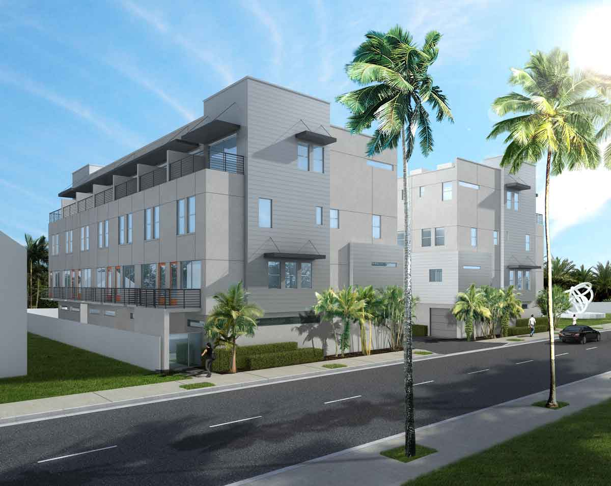 747 North Townhomes