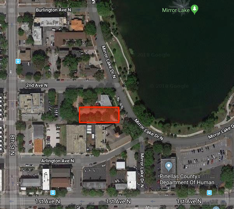 Location of Wannemacher Jensen's expanded headquarters at  132 Mirror Lake Drive
