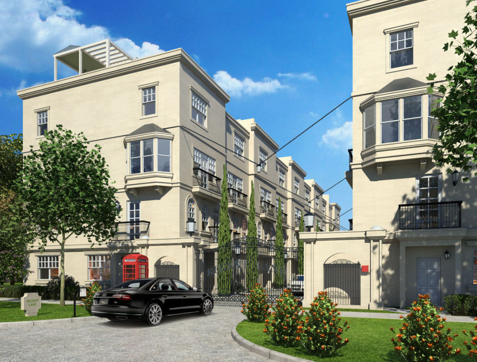 Regent Lane Townhomes