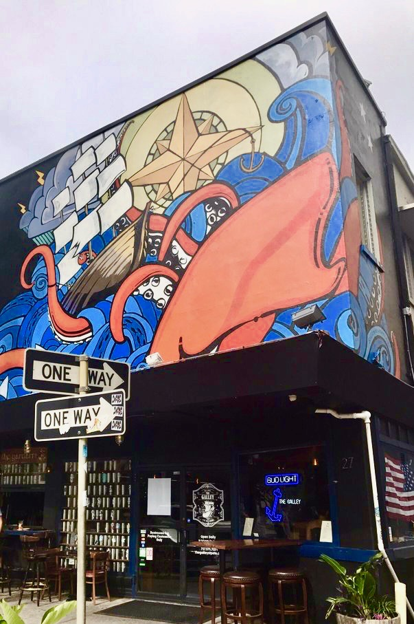 The Galley: A St Pete Tavern - Located at 27 Fourth St N