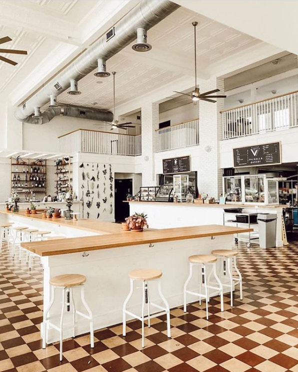 Baum avenue market - a multi-concept space showcasing local makers of fresh fare. Located at 1113 Central Ave.