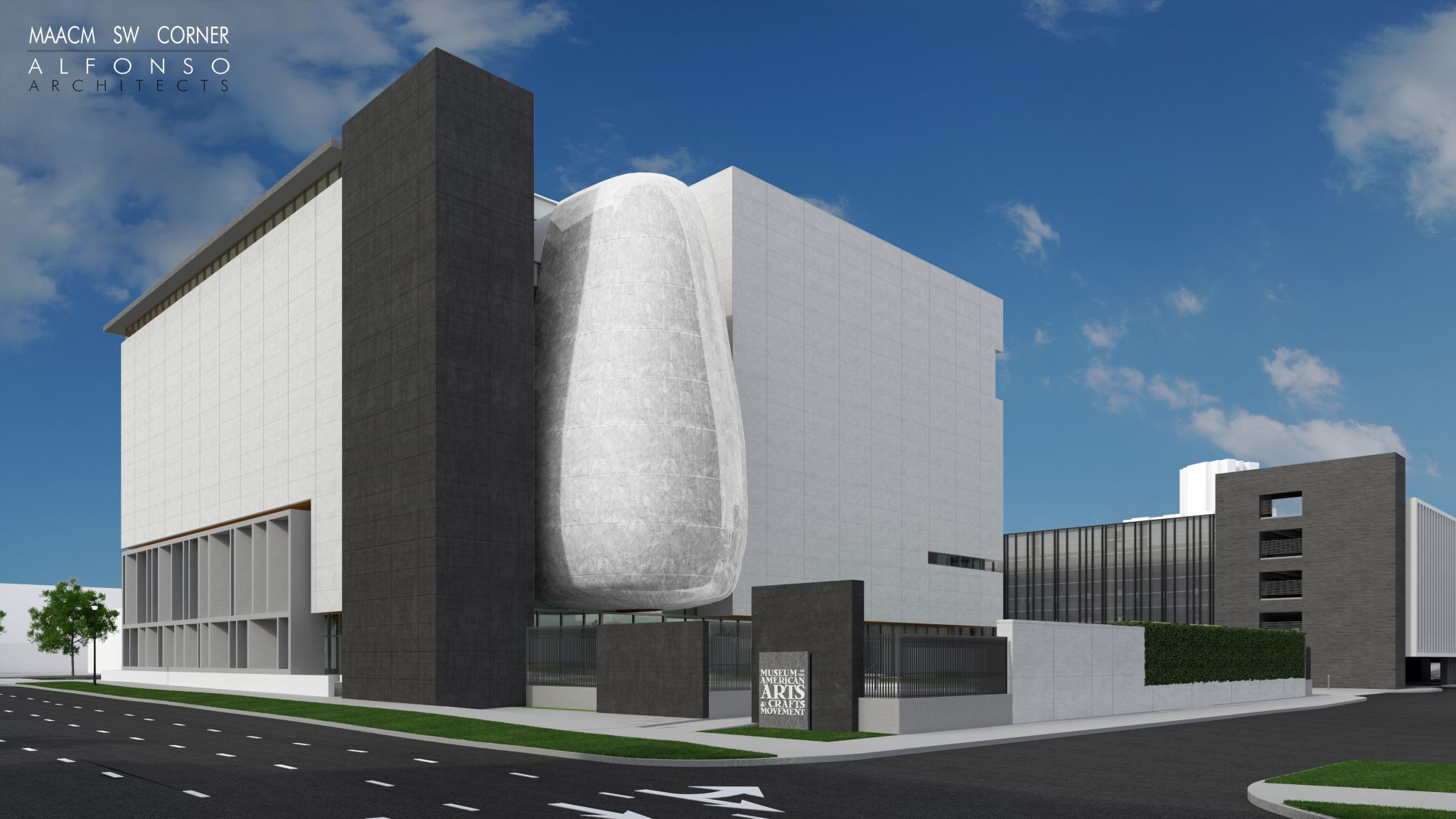 The Museum of the American Arts and Crafts Movement (MAACM) will open later this year at 4th Ave N & 4th St N in Downtown St. Pete.
