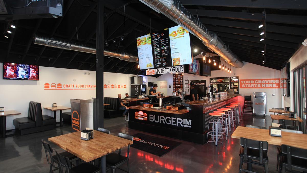 Burgerim located in Greensboro, NC