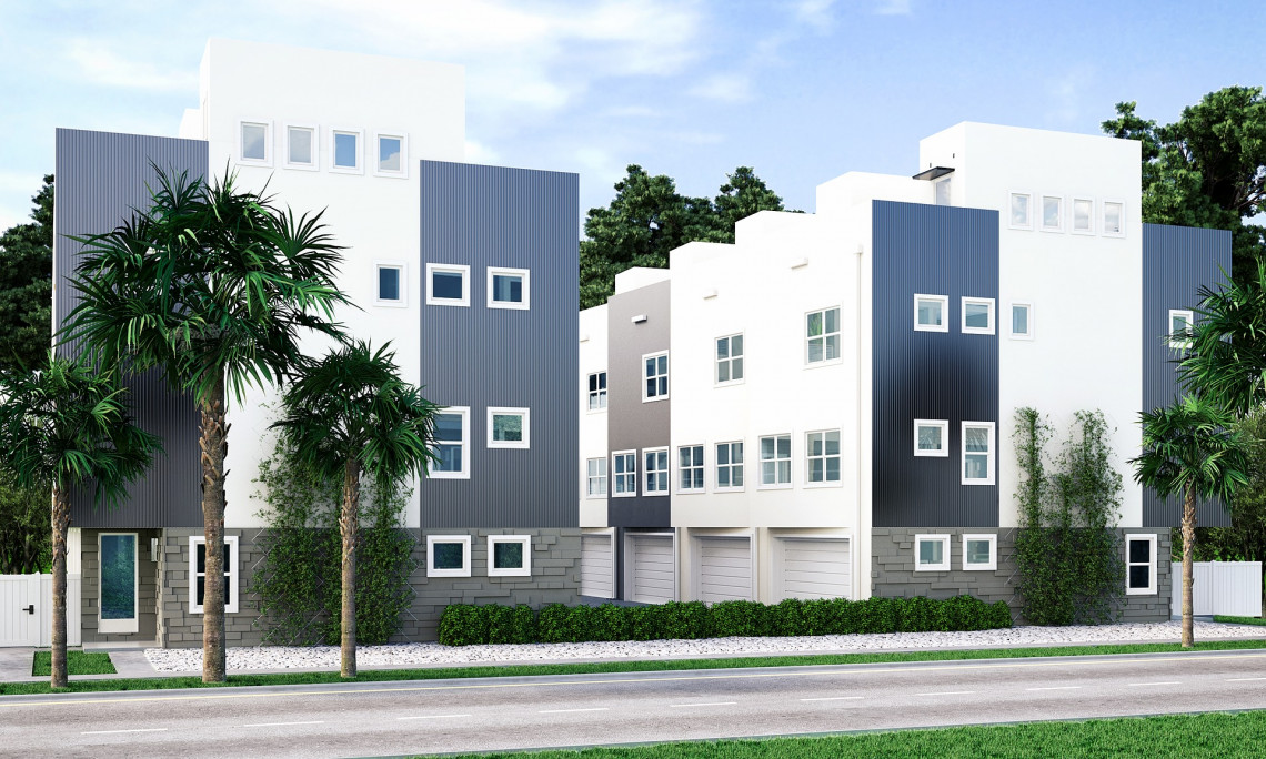 5th Avenue Townhomes