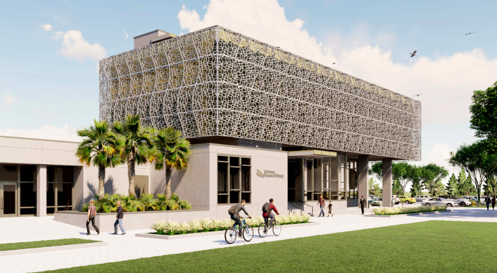 Museum of History Expansion