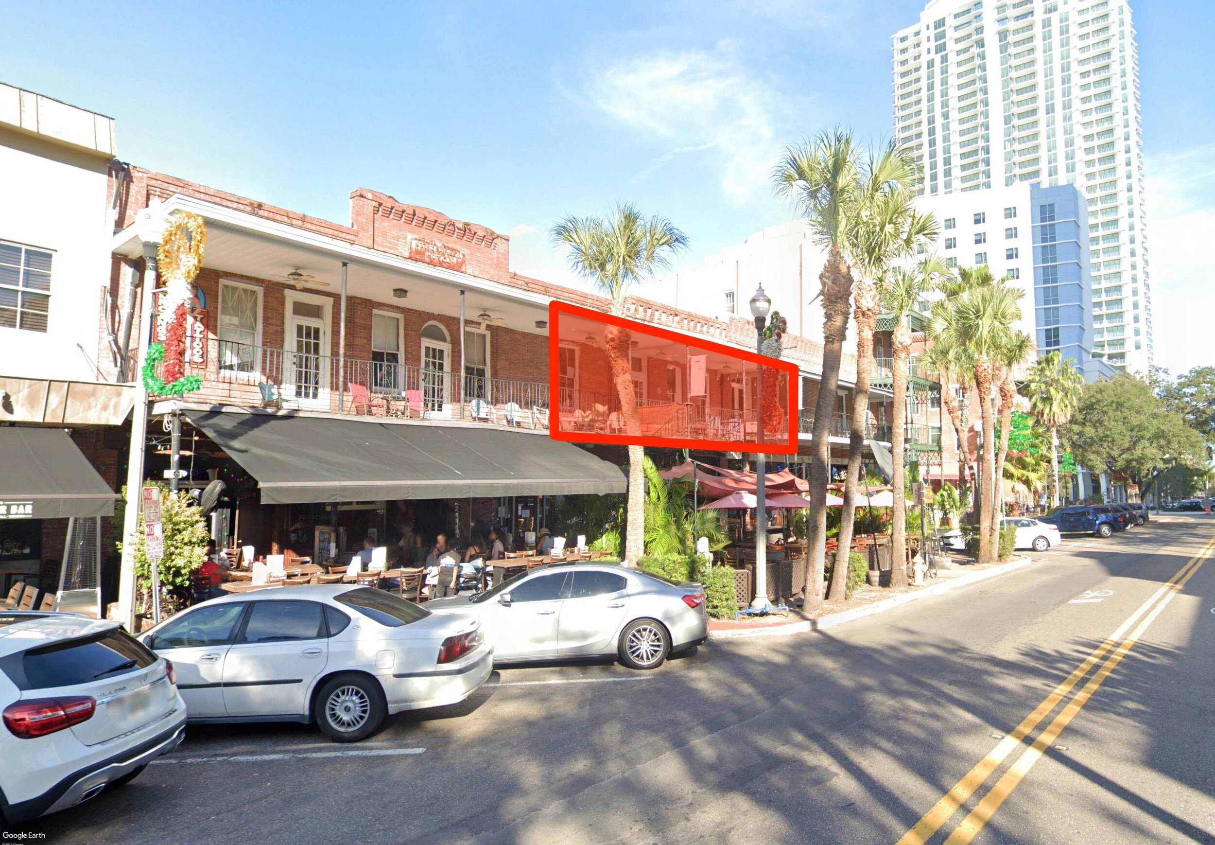 Sauvignon: Wine Locker & American Trattoria will be located at 241 Central Avenue on the second floor of the Jannus Block in Downtown St Petersburg, FL