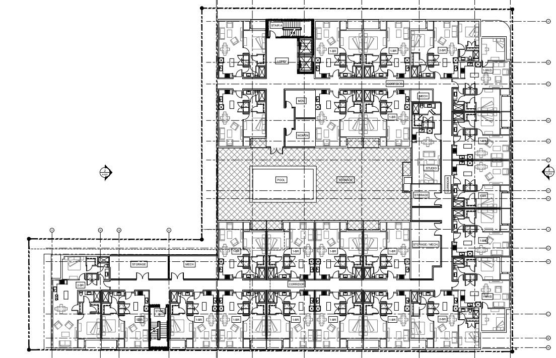 Site Plan - Residential