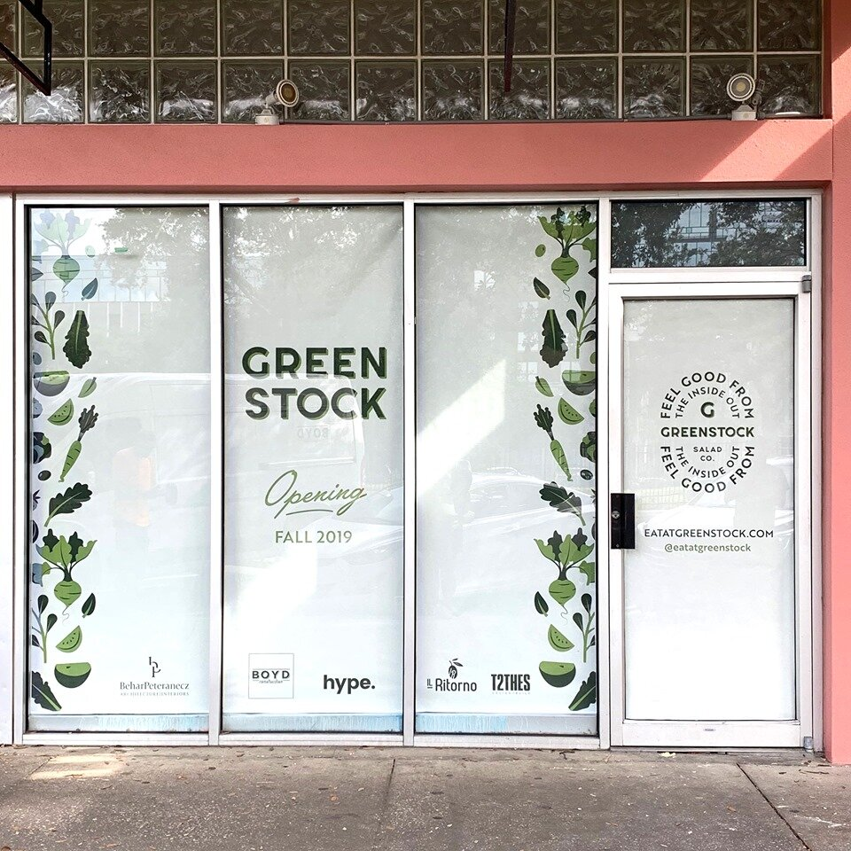 Greenstock will be located at 449 Central Avenue (formerly Kalamazoo Olive Company)