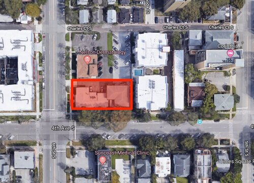 The Royal will be located directly across the street from Salt Palm's first multifamily project: The Sabal.