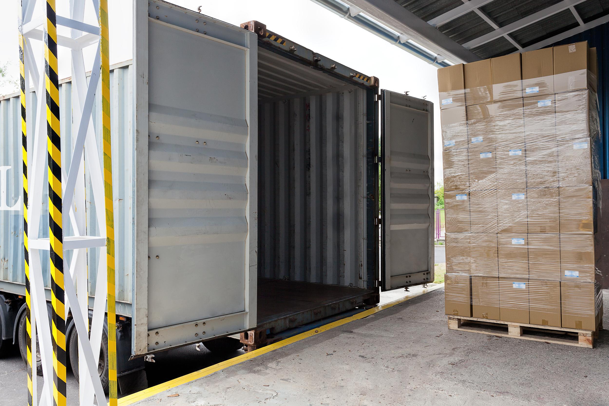 Less Than Truckload (LTL) Services