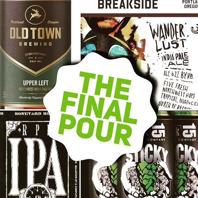 TONIGHT ONLY! Each Purchased Pint counts as a vote! Winner declared at 9pm!