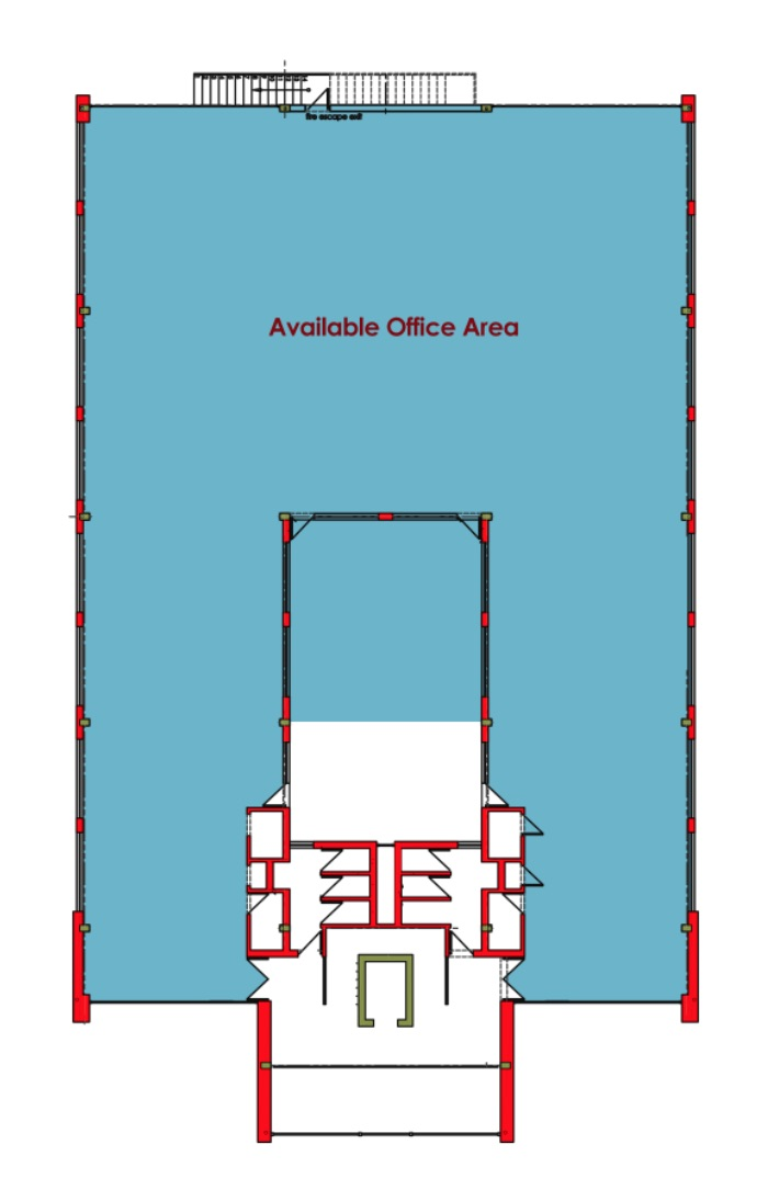 HGroup Building - Floor 1 - Available