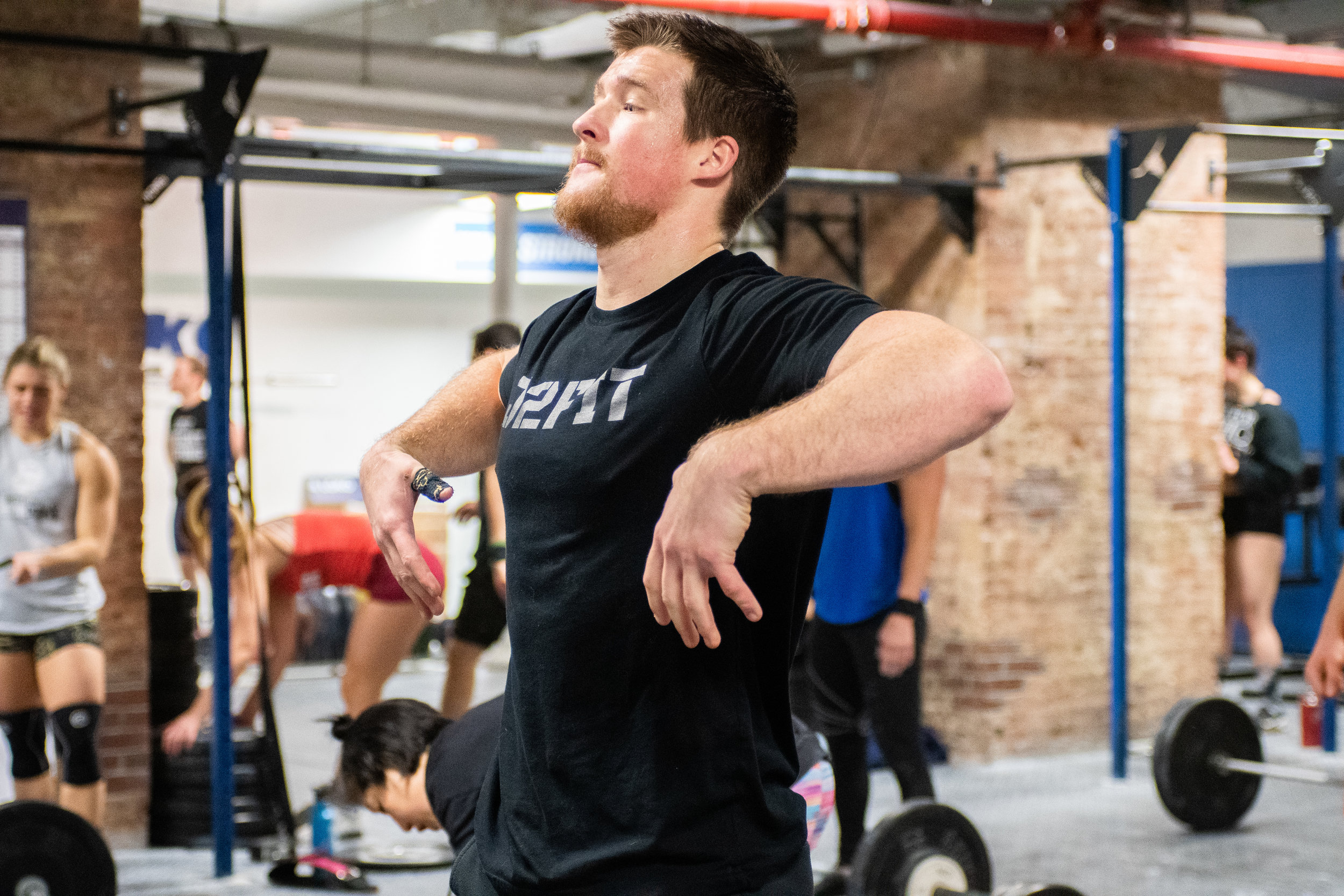 Cincinnati Personal Training and Weightlifting Club — J2FIT