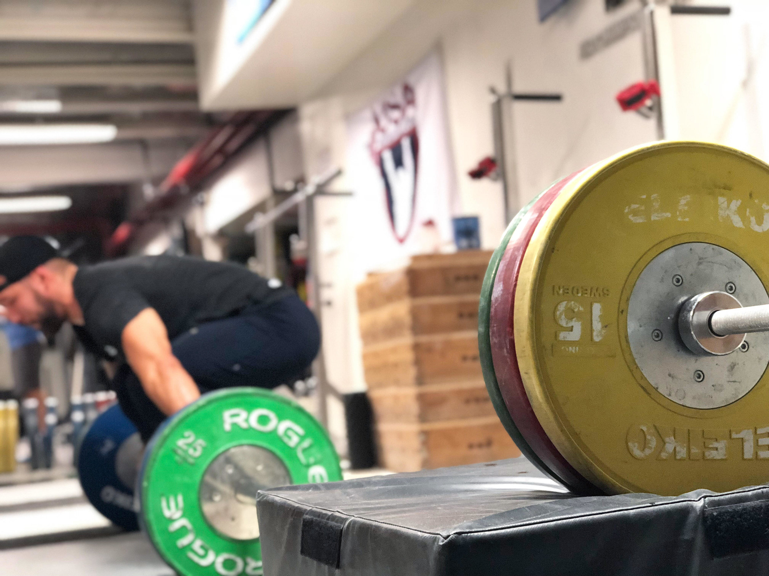 Olympic Weightlifting App - online programming for olympic lifters at the beginner, intermediate, and advanced levels.