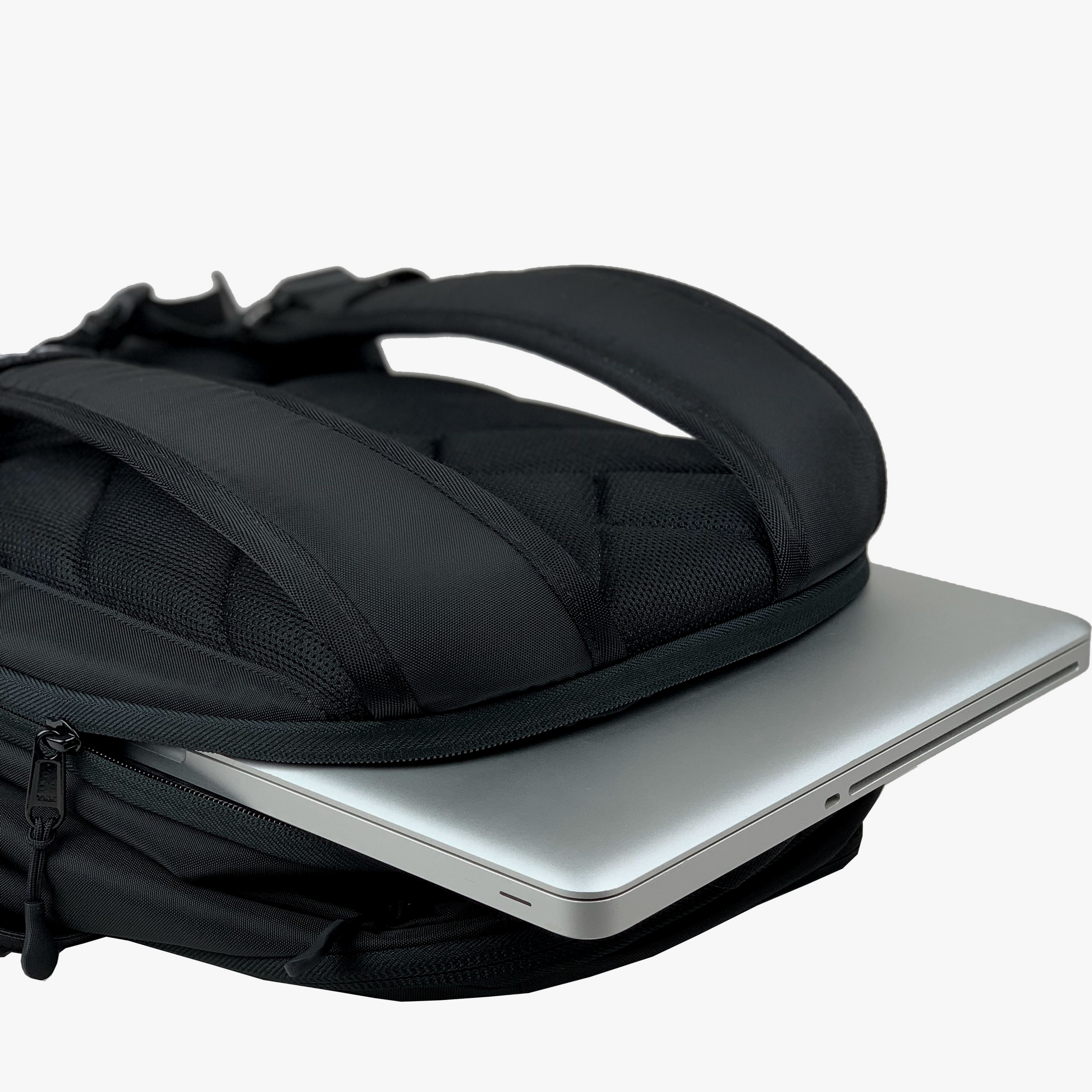 Laptop Compartment Backpack - All of our 2019 models have a dedicated laptop compartment located in the back panel — except for the Urban 20 model. This laptop compartment is easily accessible and literally sandwiches your laptop between two fabric-lined thick layers of foam padding. See the below table showing the models and the laptop sizes that fit.The Urban 20 does not have this specific compartment. Users may carefully place a 13 inch laptop (or some 15 inch laptops) in the main compartment with the rest of their cargo.