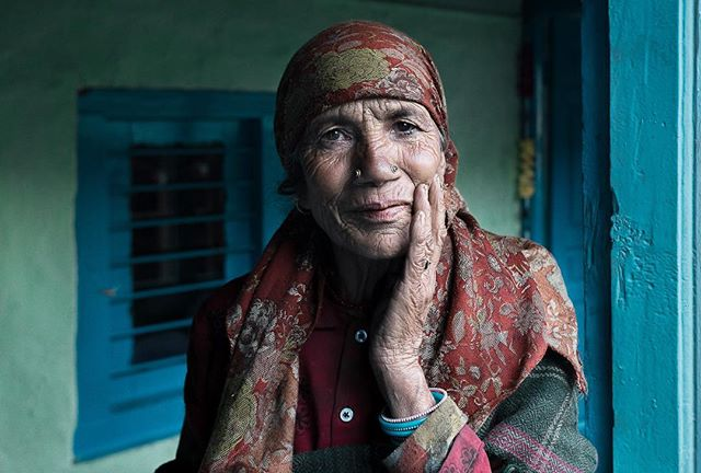 Kasol, Himachal Pradesh | India  Creating portraits is the toughest thing in photography. But when you do it well, it is the most rewarding visual as an image maker.  Her wrinkles spoke of her life, her benevolence and her wisdom. Did this portrait in a tiny mountain village ahead of Kasol in Himachal, India last year.  #traveldeeper #kasol #himachal #portraiture