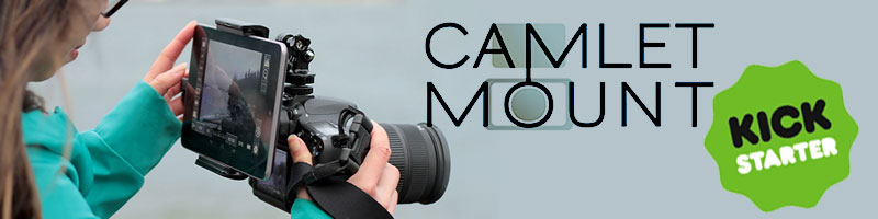 CLICK TO DOWNLOAD CAMLET MOUNT MEDIA KIT
