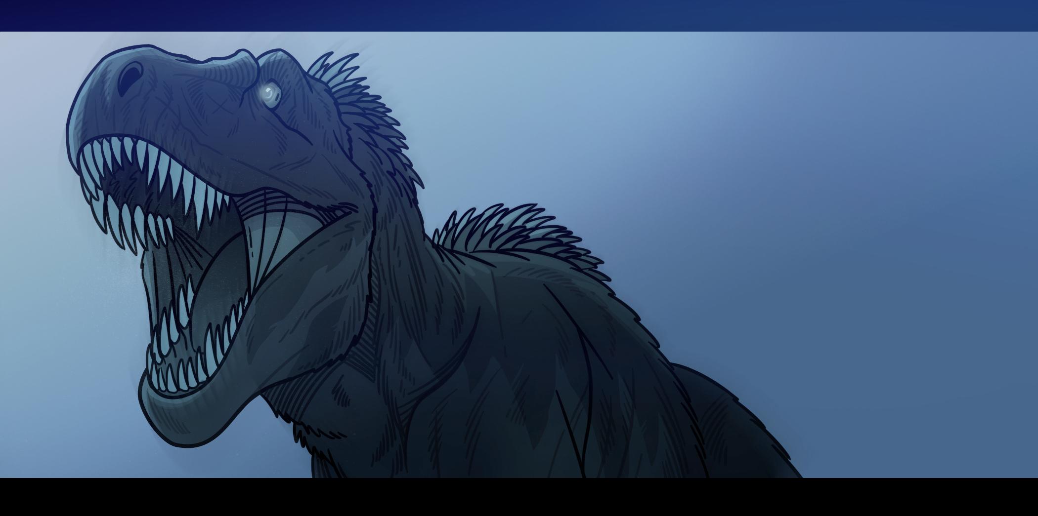 T.rex Time!